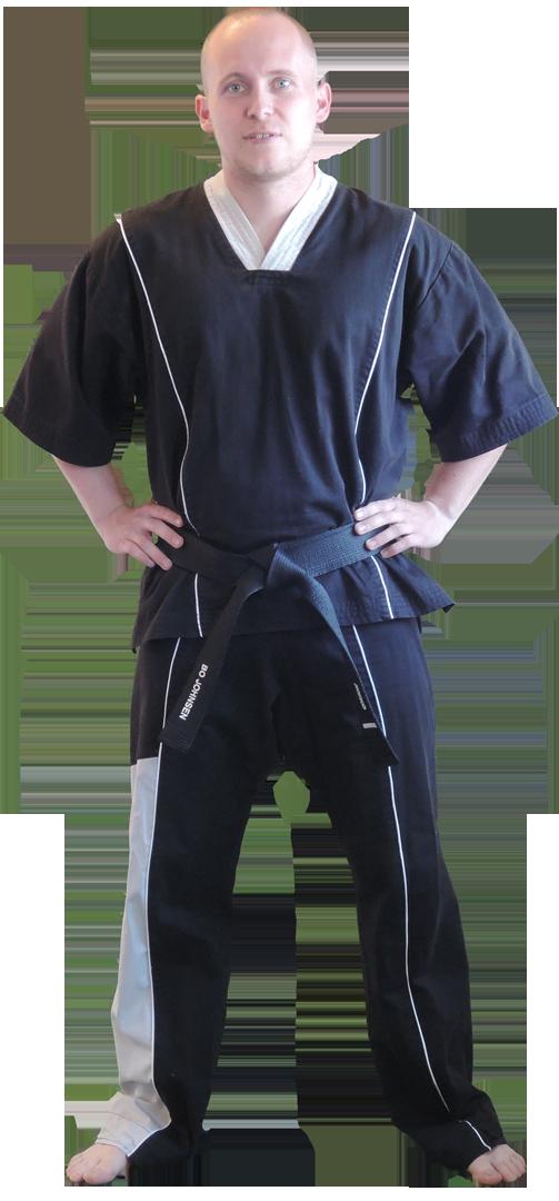 Kickboxing Fighters Bo Johnsen