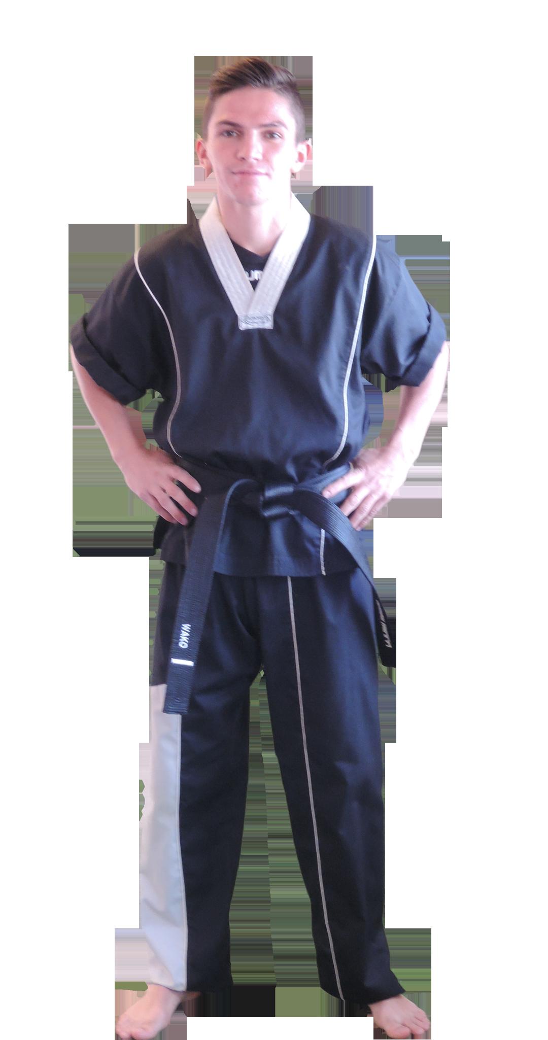 Egzon Fighters Juniorhold Kickboxing
